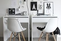 Home: Office / by Haley Lewin