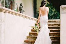 Fine Art Wedding: Swoon-worthy Dresses / Jaw-dropping bridal gowns. {Book your international wedding photographer at www.danicowanphotography.com}