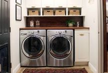 Home: Laundry / by Haley Lewin