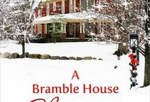 Bramble House, Marietta Montana / History, staff and room pictures and layouts for the fictional Bramble House Bed and Breakfast in fictional Marietta Montana