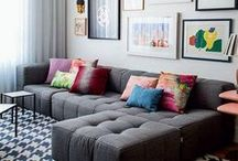 home decor | tv room