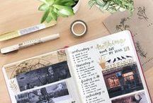 diy | planner/journal