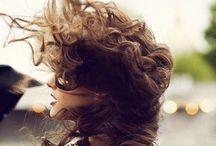 Curls of Hair