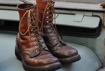 coveted boots / by Breean Miller