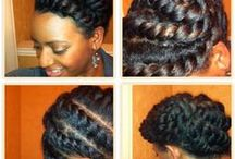 Hair Flair / Pics of natural hair styles and other styles I like. / by Delicia Adams