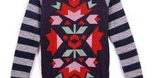 Colorwork + Fair Isle / Knitting inspiration: colorwork, fair isle, intarsia and stripes!