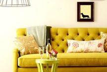 In my place... / Mi Casa es su casa / by Mary Margaret Pierce