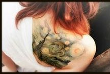tattoo. / by Sasha Sarver