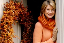 My Inner Martha / I invented 'It's a good thing' before you were even born. - Martha Stewart / by Mary Margaret Pierce