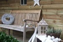 Patio, Porches, Decks and more / by Kelly Johnson