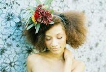 Natural Hair Brides / by Black Bridal Bliss