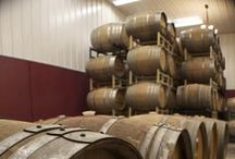 Raffaldini Winery / Curious about the every-day workings in the winery?  View the photos below for a behind-the-scenes look into the Raffaldini Winery!