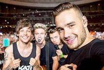One Direction / by Hanna Lynn