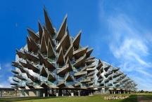 Architecture / by Kinzie Vogel