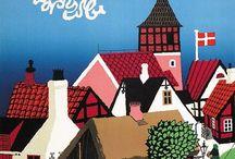 Danish Posters, Art & Design