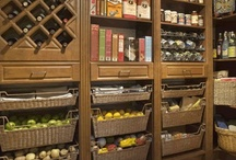 home - closets, pantries and storage space / by Paula Bell
