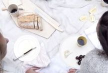 Picnic and eating al fresco