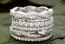 Rings / by Black Bridal Bliss