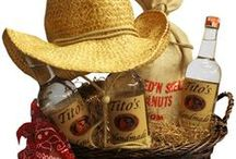 Liquor Gift Baskets / Gift Sets