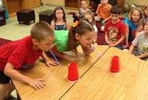 oooh! Minute to Win It Ideas