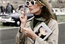 Francoise Hardy | Muse / Francoise Hardy, style icon.