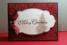 Stampin' Up! Christmas / by Kimberly Roth