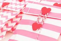We Love You / Adorable Valentine's Day ideas!