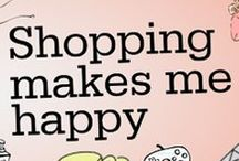 Shopping Makes Me Happy! / This month is all about happiness! What better way to stay happy than the joy of shopping #MakesMeHappy    / by HomeShop18