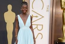 Oscars 2014- Bridal Inspiration / Wedding gown inspiration from 86th Annual Academy Awards.  / by Black Bridal Bliss