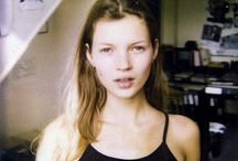 Kate Moss | Muse / Kate Moss, Muse, Style Icon.
