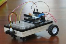 Electronics & Robotics Projects/Info - Arduino, Strawberry Pi, Lego / by Ted Dziedzic