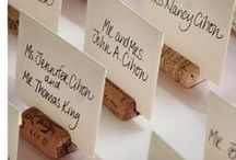 Event Ideas / Ideas inspired by the beauty of a vineyard celebration!
