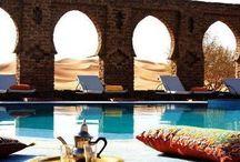 Fantasy in Morocco / Morocco