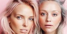 Color My Hair / Great hair color we love from crazy colors to cool pastel colors.