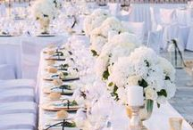 Tablescapes + Centerpieces / by Black Bridal Bliss