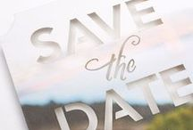 Paper (invites, save the date  cards, place cards, etc...) / by Black Bridal Bliss