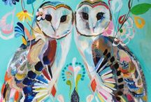 Hoot and a Half / Hooo are you...hoo hoo, hoo hoo? / by Mary Margaret Pierce