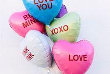 Sweet Valentine / Valentine's Day. Signs of Love.