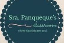 Spanish Teaching Resources! / Resources to enhance our teaching as World Language Teachers. How can we get our students pumped about learning Spanish?!   / by Karly Pancake