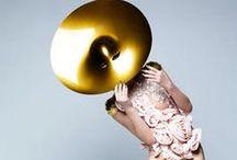 Avant-garde  Fashion / Quirky & Alternative Fashion / by Ann Leadley