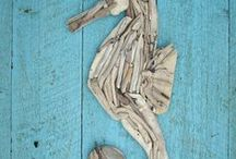 DIY Driftwood Project Ideas / Ideas for DIY driftwood projects