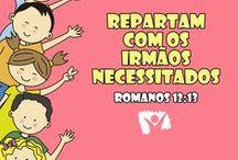 Versinhos da Escola Sabatina / Imagens com os versos pra decorar da Escola Sabatina das crianças. Atualizado semanalmente.