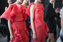 Spring 2016 Fashion / Spring/Summer 2016 Fashion Week. From the Runway. On the Street. #NYFW #LondonFashionWeek #MilanFashionWeek #ParisFashionWeek #StreetStyle
