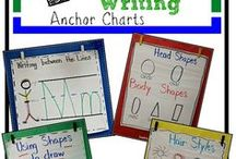 Anchor Charts / anchor charts for teachers and kids
