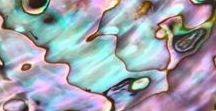 Holographic / Rainbow glitter, unicorn inspiration and holographics.