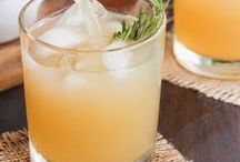 Boozy Beverages / Recipes made with alcohol