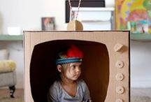 kid projects / by Amy Kleinpeter