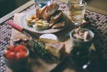 food + drink / by Arax-Rae Van Buren