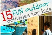 Outdoor fun and learning