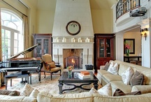 Inviting Family Rooms / From cozy to modern, these family rooms make family time all the more fun.